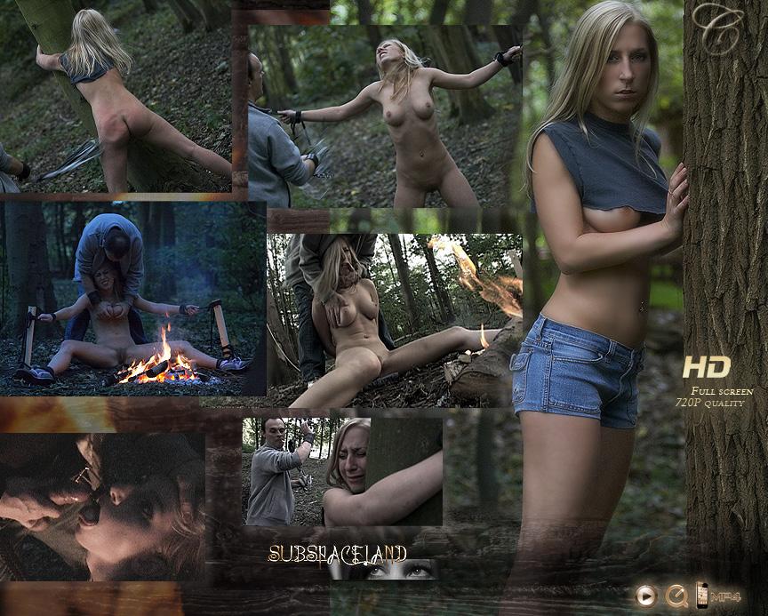 video caroline forest hunter