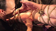 Reeducation Of A Bondage Slave Girl 2 - Pic 5