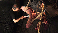 Reeducation Of A Bondage Slave Girl 2 - Pic 8