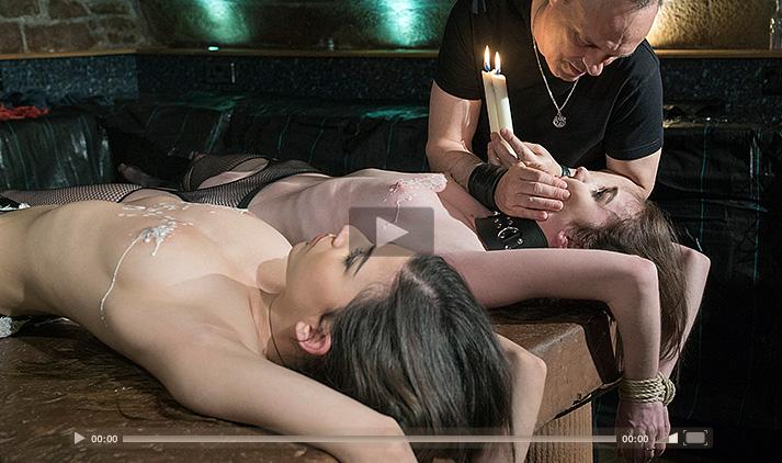 Brazilian girls face farting