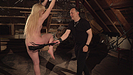 Little Red Punished Slave - Pic 3