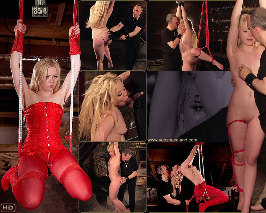 Little Red Punished Slave